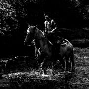 Séance photo western
